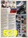 1986 Sears Spring Summer Catalog, Page 520