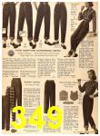 1956 Sears Fall Winter Catalog, Page 349