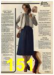 1979 Sears Fall Winter Catalog, Page 151