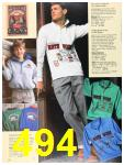 1988 Sears Fall Winter Catalog, Page 494