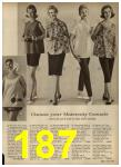 1962 Sears Spring Summer Catalog, Page 187