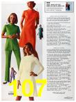 1973 Sears Spring Summer Catalog, Page 107