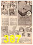 1962 Montgomery Ward Spring Summer Catalog, Page 387