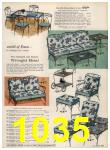 1962 Sears Spring Summer Catalog, Page 1035