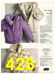 1982 Sears Fall Winter Catalog, Page 428