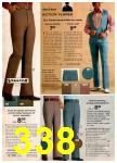 1972 Montgomery Ward Spring Summer Catalog, Page 338