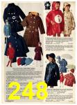 1973 Sears Fall Winter Catalog, Page 248