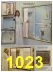 1984 Sears Spring Summer Catalog, Page 1023