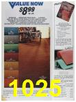 1985 Sears Spring Summer Catalog, Page 1025