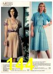 1981 Montgomery Ward Spring Summer Catalog, Page 144