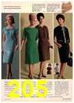 1965 Sears Fall Winter Catalog, Page 205