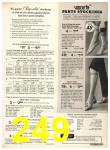 1974 Sears Fall Winter Catalog, Page 249