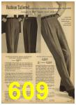 1962 Sears Spring Summer Catalog, Page 609
