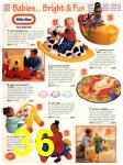 1995 Sears Christmas Book, Page 36
