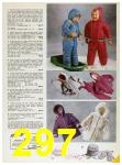 1985 Sears Fall Winter Catalog, Page 297