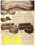 1956 Sears Fall Winter Catalog, Page 946