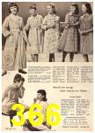 1960 Sears Fall Winter Catalog, Page 366