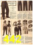 1960 Sears Fall Winter Catalog, Page 442