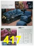 1989 Sears Home Annual Catalog, Page 417