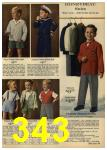 1961 Sears Spring Summer Catalog, Page 343