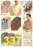 1949 Sears Spring Summer Catalog, Page 337