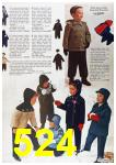 1964 Sears Fall Winter Catalog, Page 524