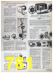 1967 Sears Spring Summer Catalog, Page 781