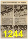1965 Sears Spring Summer Catalog, Page 1244