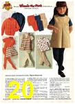 1969 Sears Spring Summer Catalog, Page 20