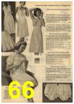 1961 Sears Spring Summer Catalog, Page 66