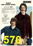 1975 Sears Fall Winter Catalog, Page 570