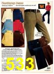 1977 Sears Fall Winter Catalog, Page 533