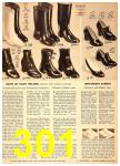 1949 Sears Spring Summer Catalog, Page 301