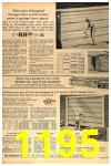 1964 Sears Spring Summer Catalog, Page 1195