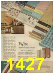1960 Sears Spring Summer Catalog, Page 1427
