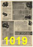 1965 Sears Spring Summer Catalog, Page 1019