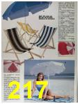 1992 Sears Summer Catalog, Page 217
