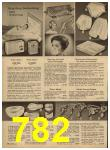 1962 Sears Spring Summer Catalog, Page 782