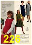 1965 Sears Fall Winter Catalog, Page 226