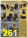 1984 Sears Spring Summer Catalog, Page 261
