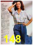 1988 Sears Spring Summer Catalog, Page 148