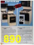 1986 Sears Fall Winter Catalog, Page 890