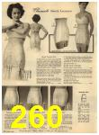 1960 Sears Spring Summer Catalog, Page 260