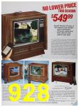 1985 Sears Spring Summer Catalog, Page 928