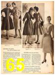1958 Sears Fall Winter Catalog, Page 65