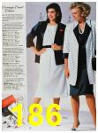 1988 Sears Spring Summer Catalog, Page 186