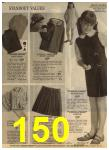 1968 Sears Fall Winter Catalog, Page 150