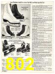 1982 Sears Fall Winter Catalog, Page 802