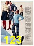 1974 Sears Fall Winter Catalog, Page 123