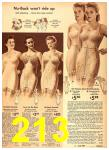 1942 Sears Spring Summer Catalog, Page 213